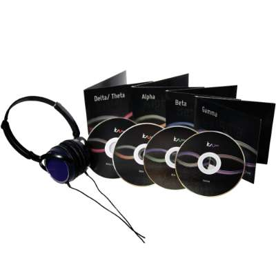 Itsu Pro Full CD Set + Binaural Headphones
