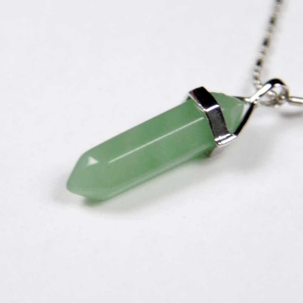d3676050d4cad Iyashi Green Aventurine Scalar Energy Pendant - Green Aventurine ...
