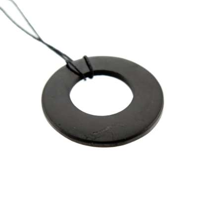 Shieldite Circle in a Circle EMF protection pendant