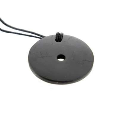 Shieldite Hoop EMF protection pendant